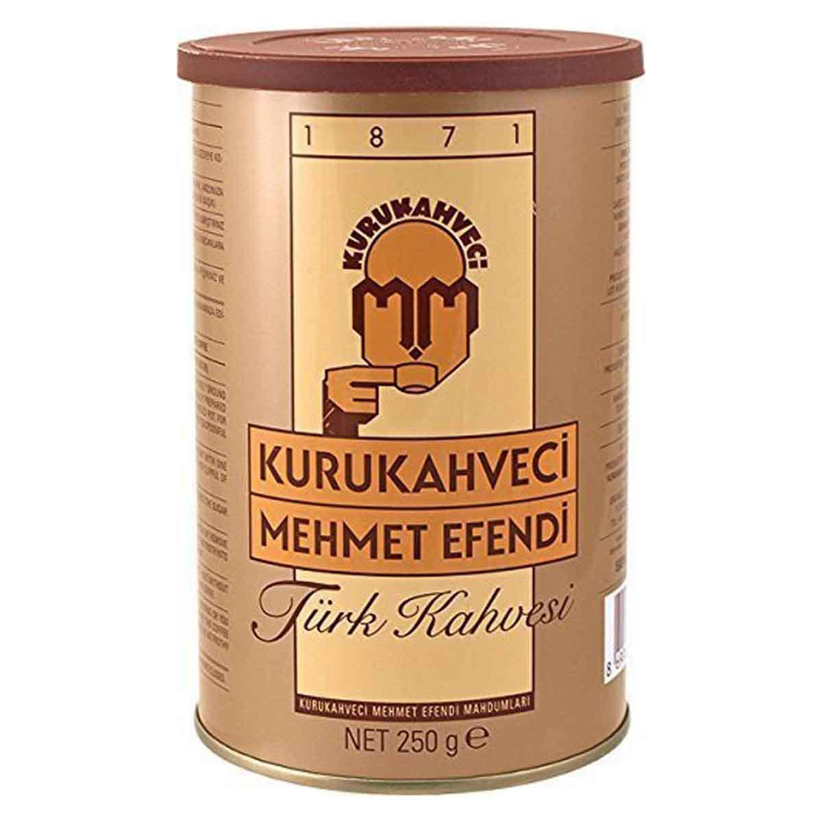 Kurukahveci Mehmet Efendi - Türkischer Kaffee
