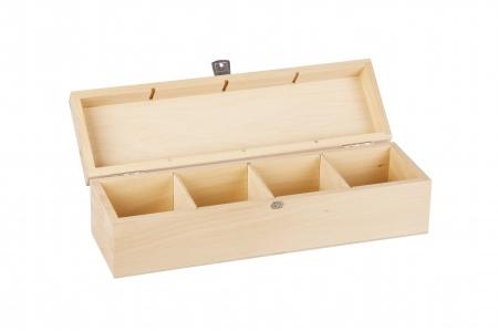 Rimoco Geschenkbox aus Holz, Gewürzbox, Holzbox, individuell, befüllbare, Box, Gewürze, zum Verschenken, Geschenk, Set, Gewürz, Einweihung, Geburtstag, Geschenke, individuelle, besondere, edel, hochwertig, hochwertige