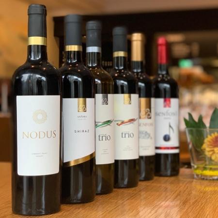 PAMUKKALE ~ Nodus Cabarnet Sauvignon ~ türkischer Rotwein