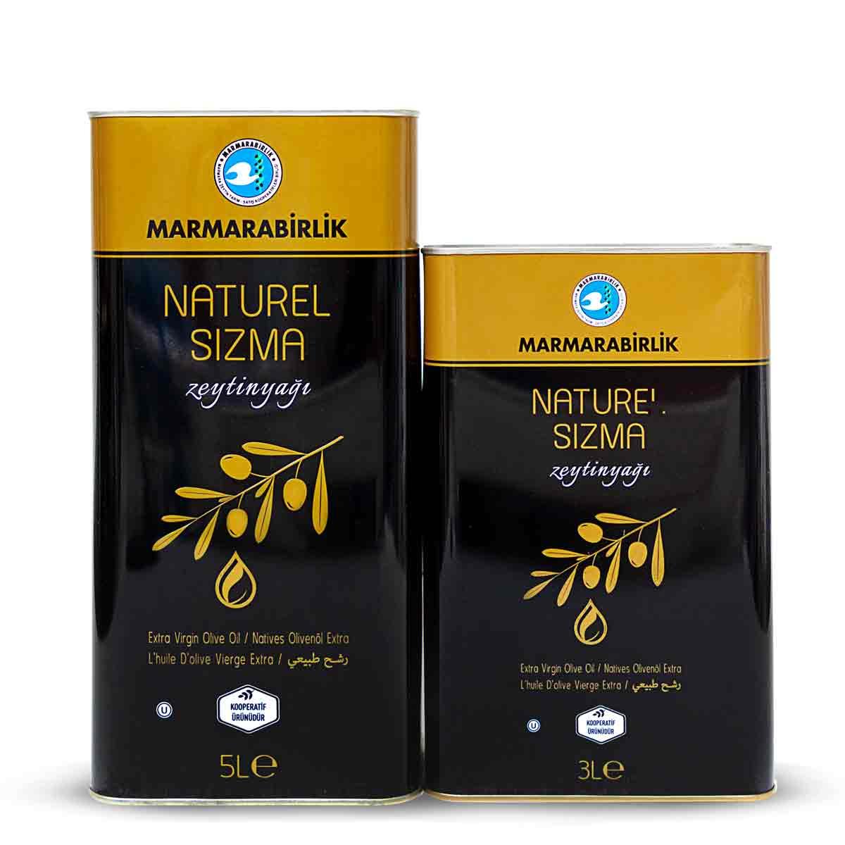 Marmarabirlik - Natives Olivenöl extra Kanister