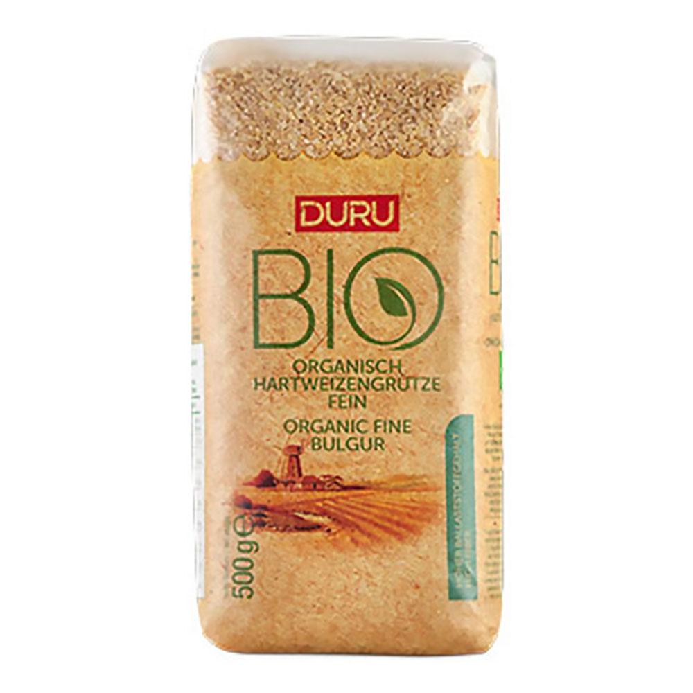 DURU Bulgur - Bio Bulgur fein - Organik Köftelik Bulgur