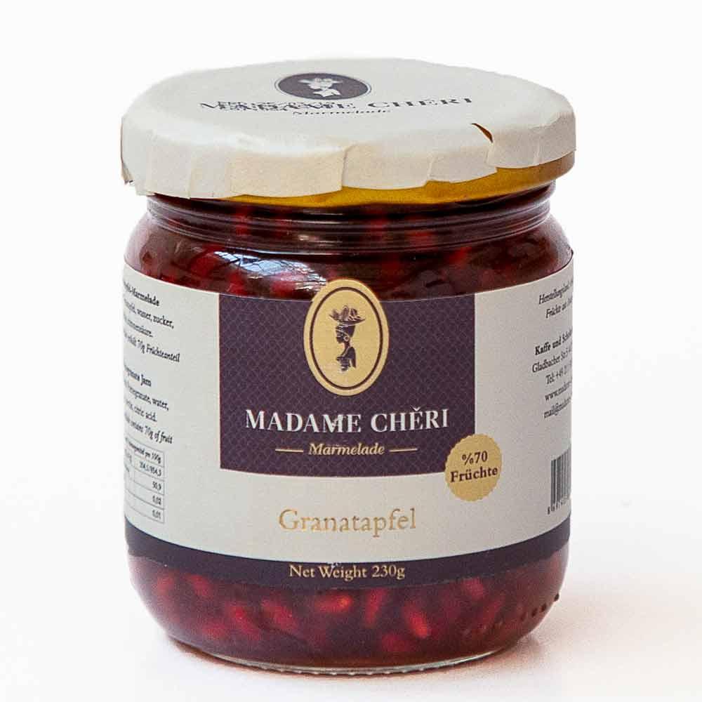 Madame Chêri Granatapfel Marmelade