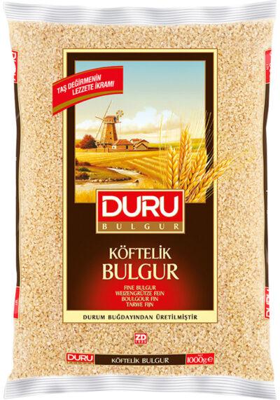 Bulgur für Köfte ~ Köftelik Bulgur