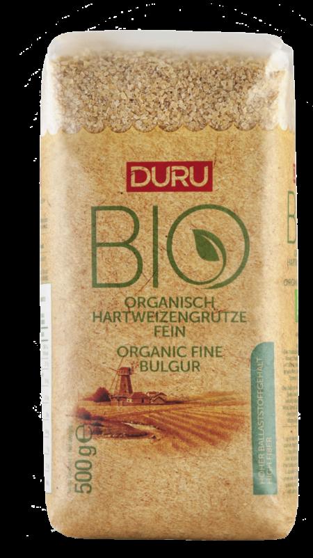 Bio Bulgur fein ~ Organik Köftelik Bulgur