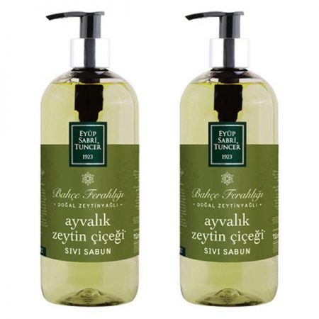 Eyüp Sabri Tuncer - Natürliche Olivenöl-Flüssigseife - Doğal Zeytinyağlı Sıvı Sabun