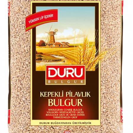 Duru Bulgur - Vollkorn Bulgur grob - Kepekli Pilavlik