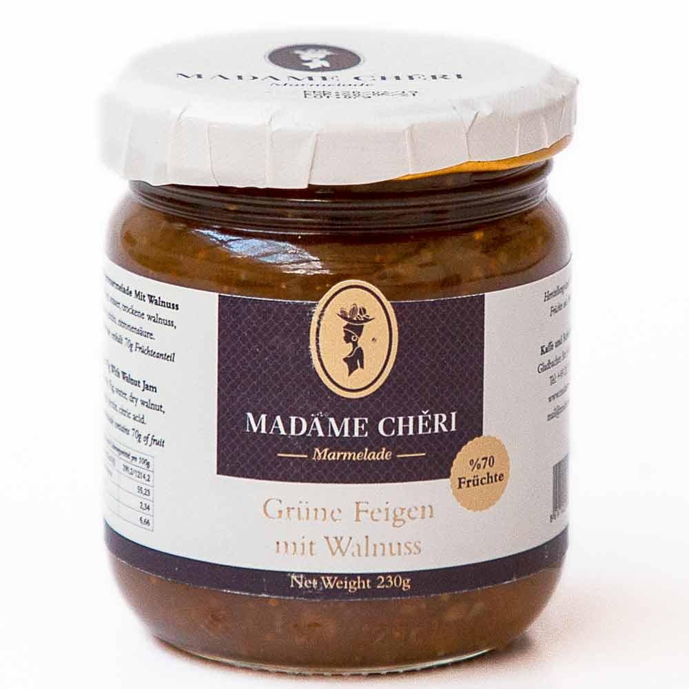 feigen marmelade ohne zucker