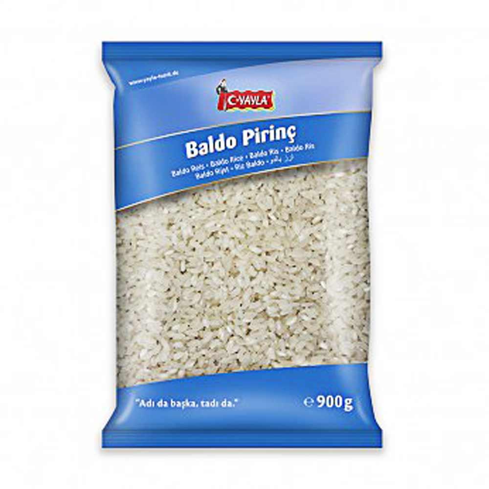 YAYLA ~ Baldo Reis ~ Baldo Pirinç 900 g