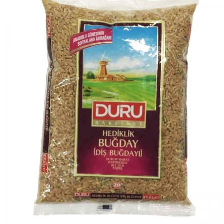 DURU Bulgur ~ Weizenkörner ~ Hediklik Buğday