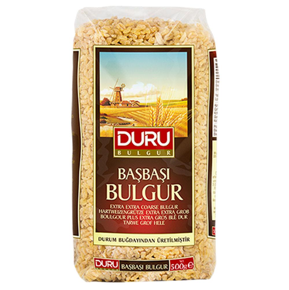 DURU Bulgur ~ Bulgur ganzes Korn ~ Başbaşı Bulgur