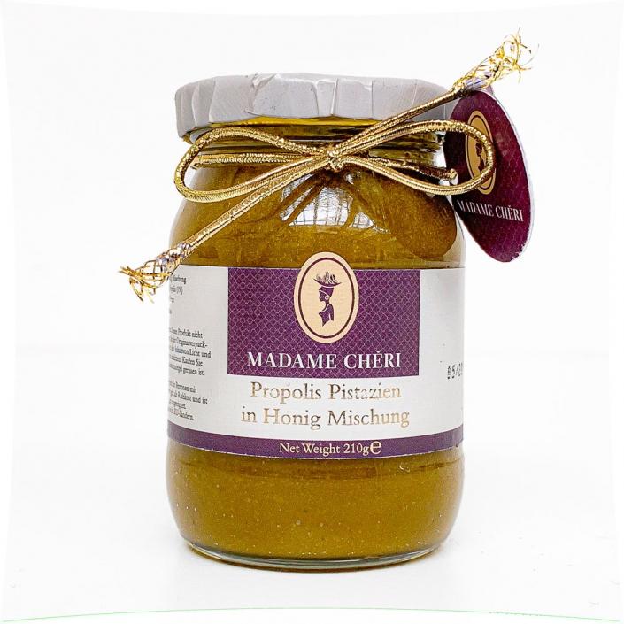 MADAME CHÊRI ~ Propolis Pistazien in Honigmischung