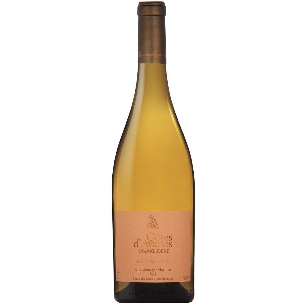 KAVAKLIDERE ~ Côtes d'Avanos ~ Narince Chardonnay