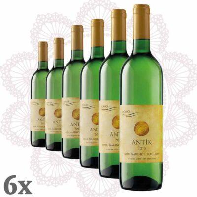 Doluca Antik Weißwein im 6er-Pack