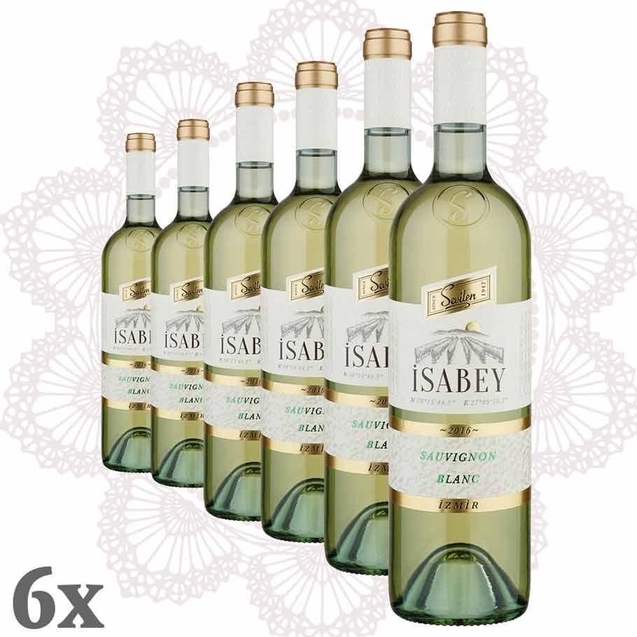 Sevilen - Isabey Sauvignon Blanc 6er-Pack