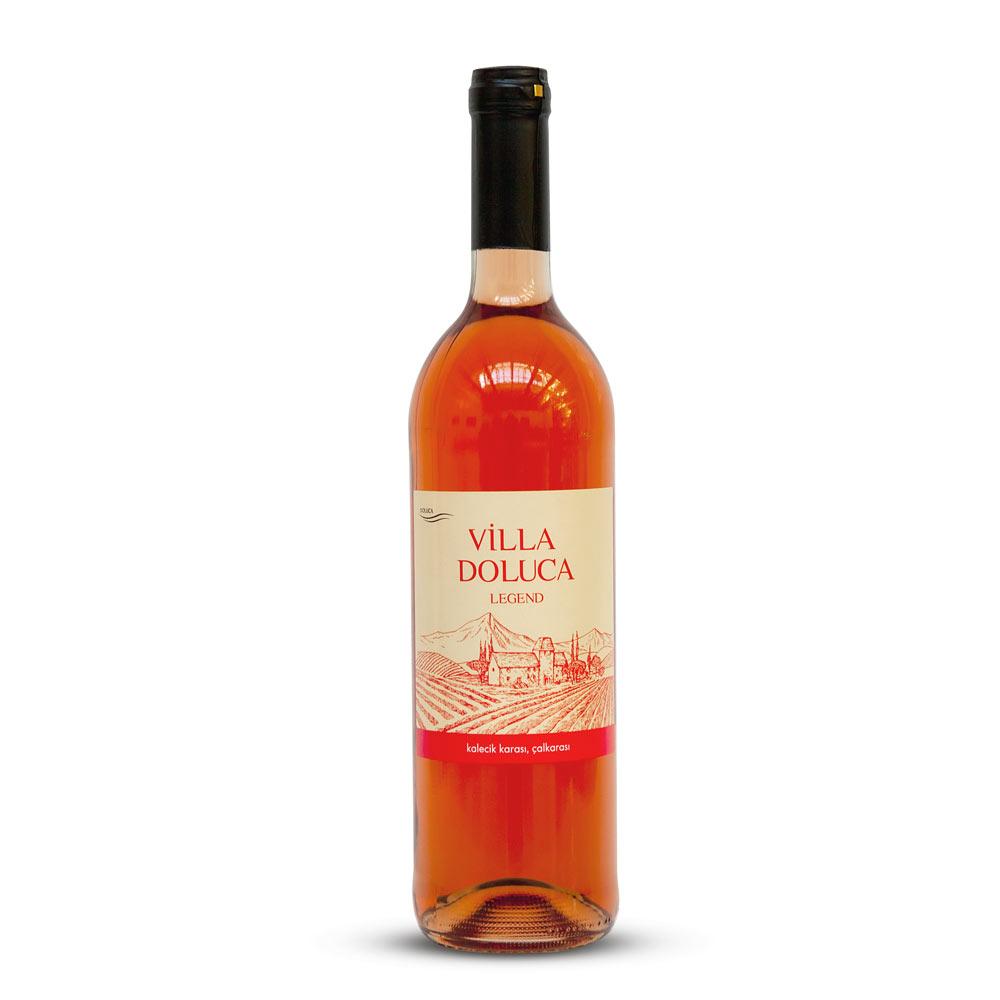 Villa Doluca Legend Rosé 6er-Pack