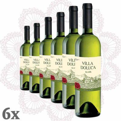 Villa Doluca - Legend Weißwein 6er-Pack