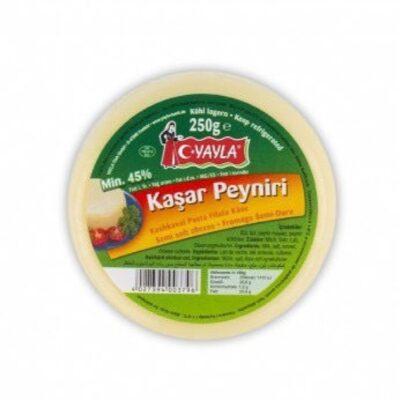 YAYLA ~ Kashkaval Käse 45 % ~ kaşar 45% ~ 250 g