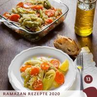 Ramadan 2020 quadrat13 lauchgemuese