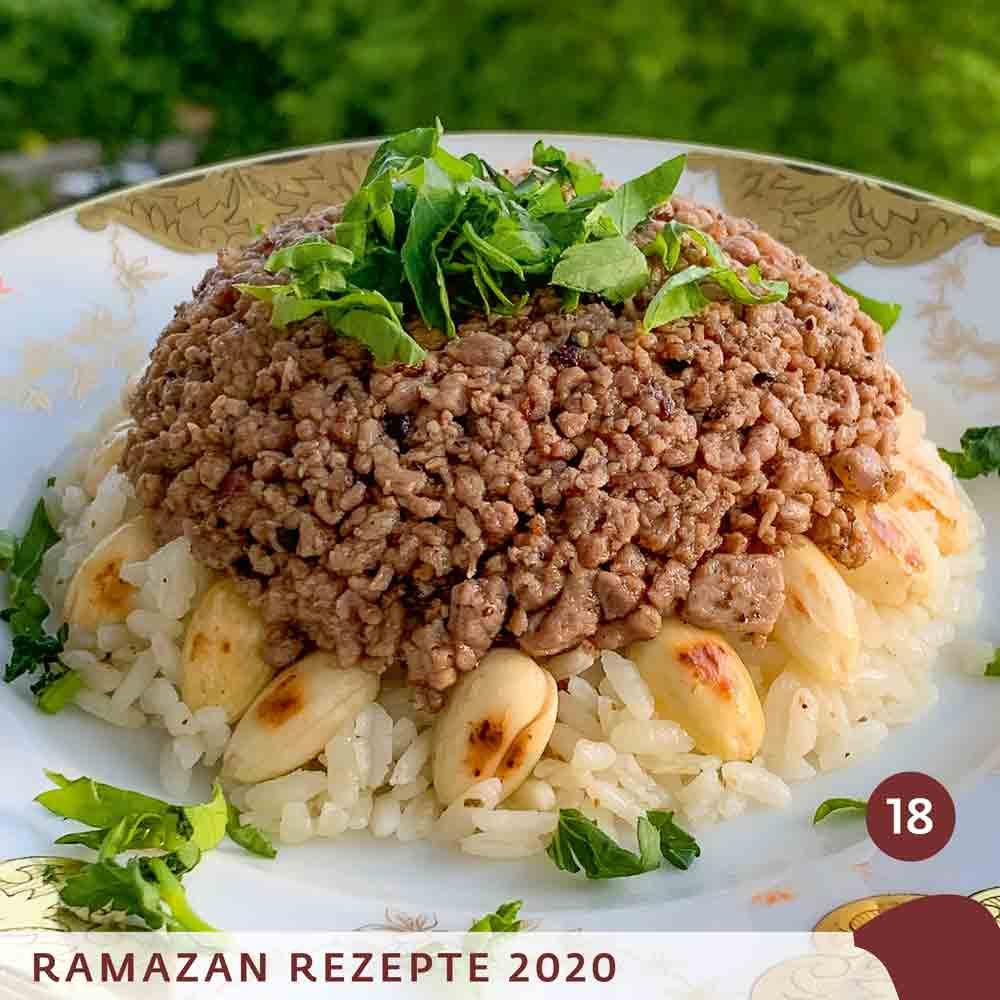 Ramadan 2020 quadrat18 cekme pilav