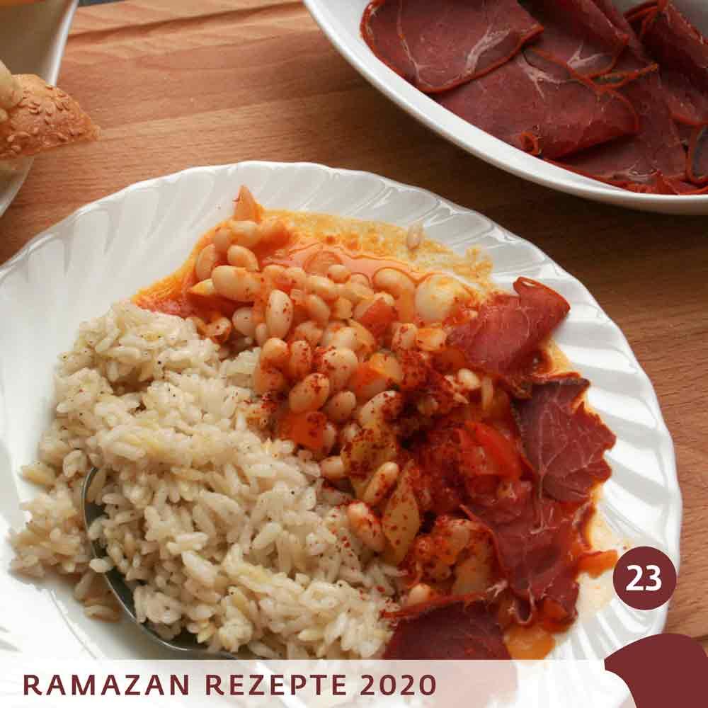 Ramadan 2020 quadrat23 kuru fasulye