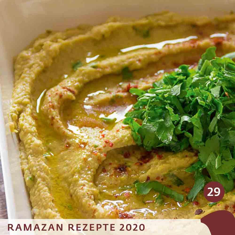 Ramadan 2020 quadrat29 fava