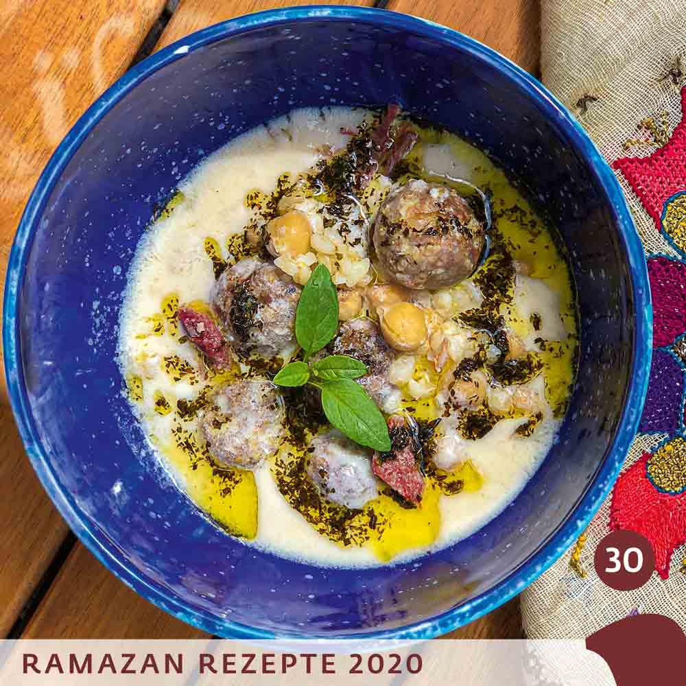 Ramadan 2020 quadrat30 fava