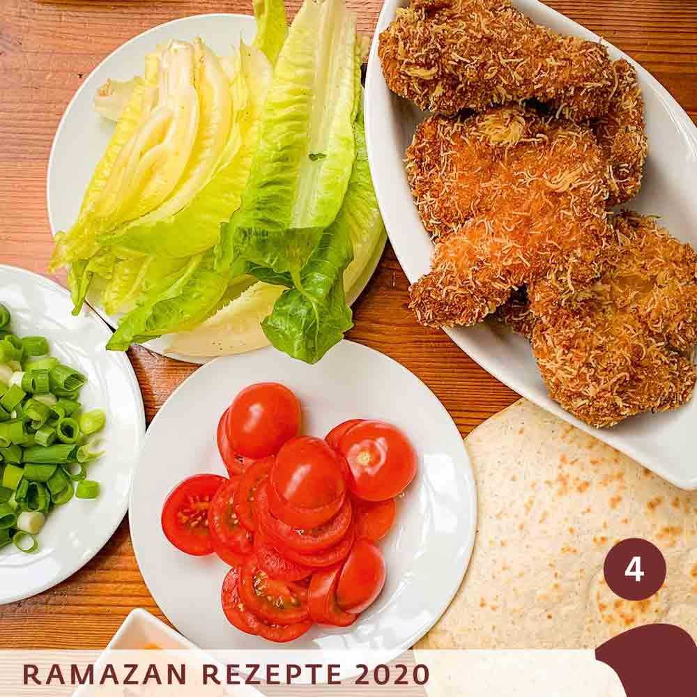 Ramadan 2020 quadrat4 kadayif schnitzel