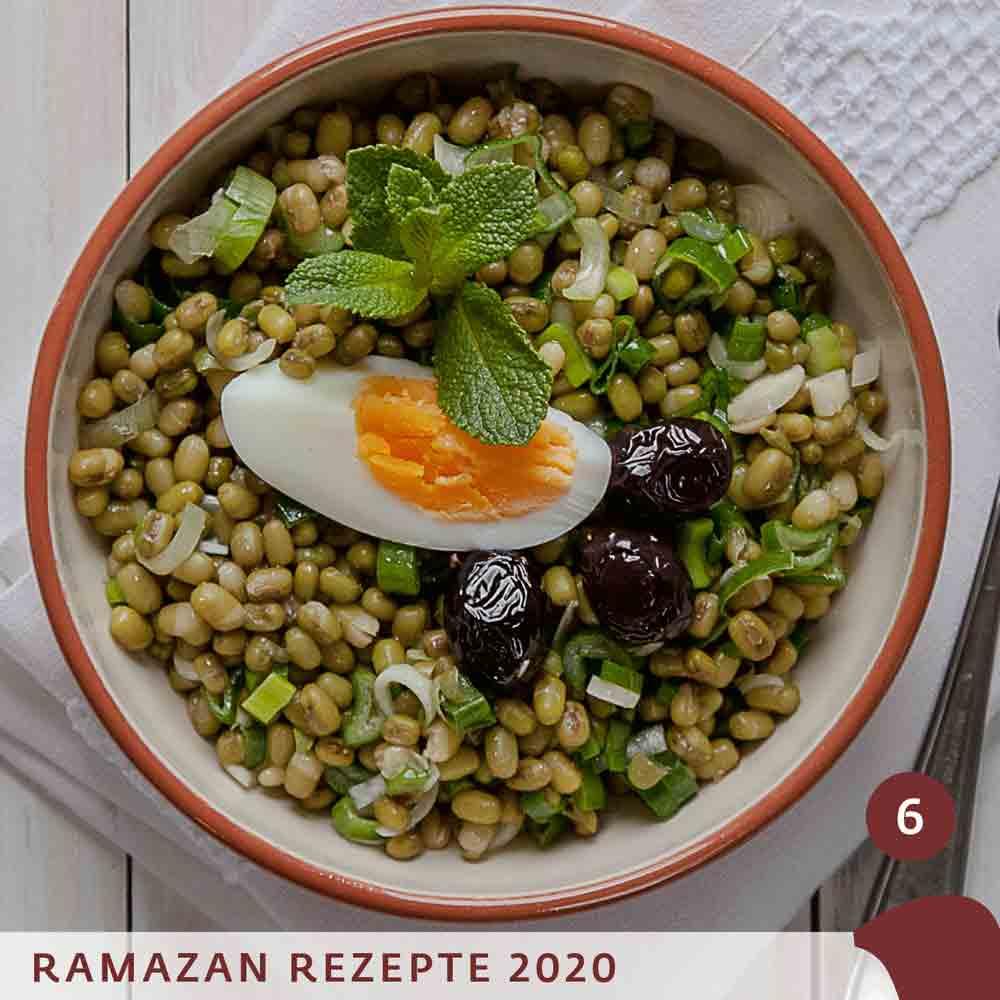 Ramadan 2020 quadrat6 mungbohnen