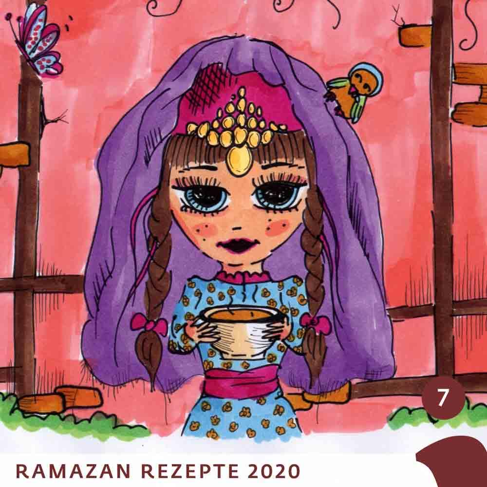 Ramadan 2020 quadrat7 ezogelin