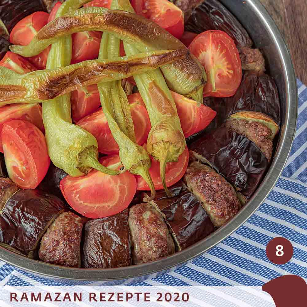 Ramadan 2020 quadrat8 patlican kebap