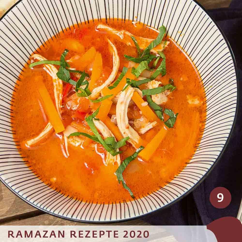 Ramadan 2020 quadrat9 tavuk corbasi