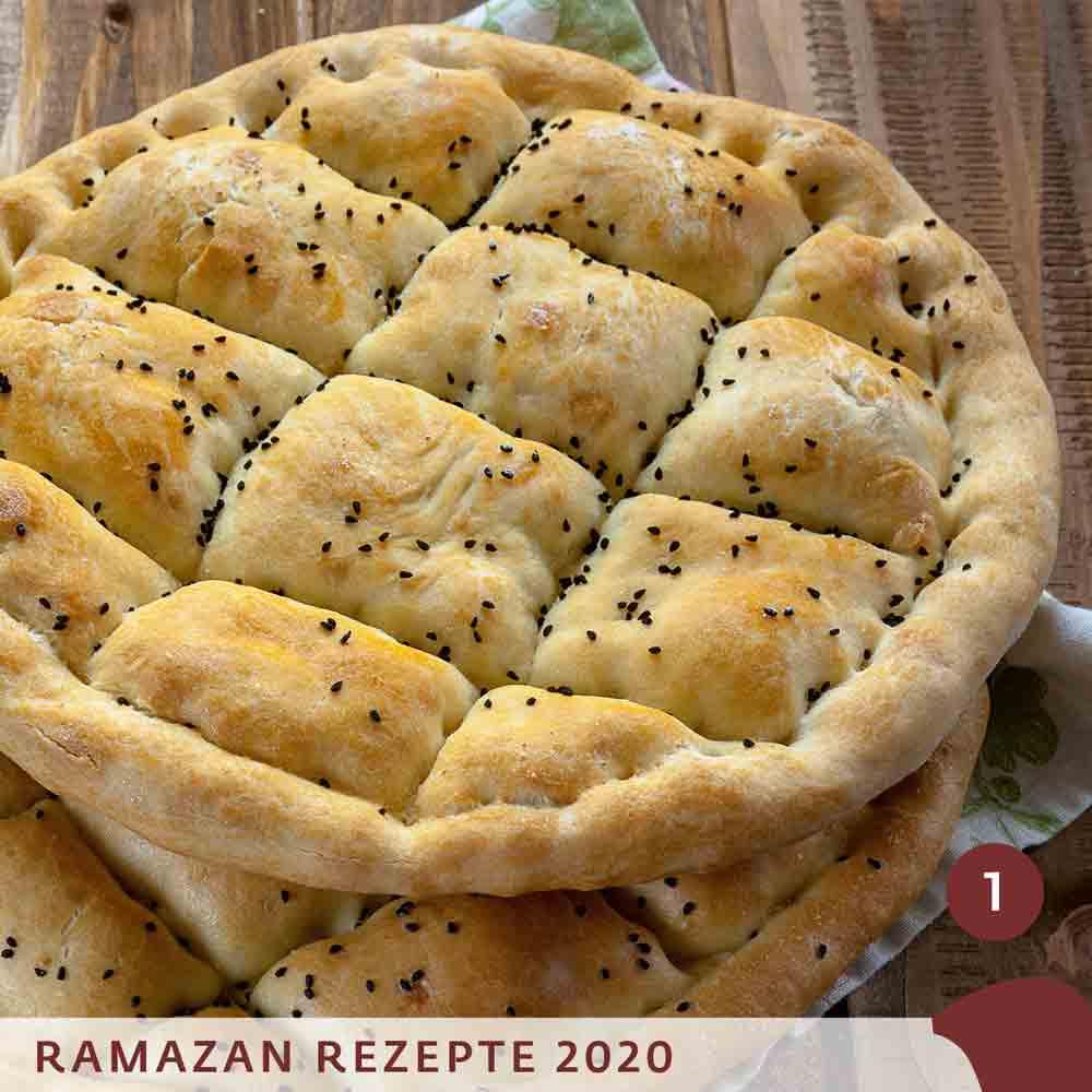 Ramadan 2020 quadrat pide