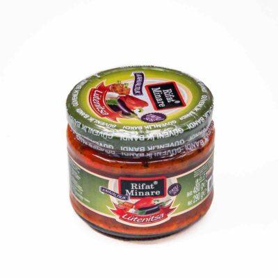 Rifat Minare ~ Lütenitsa ~ Würziger Paprika-Tomaten-Aufstrich