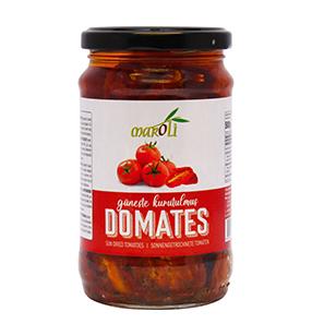 MarOli ~ Sonnengetrocknete Tomaten in Öl ~ güneşte kurutulmuş domates