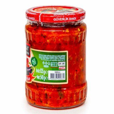 Rifat Minare ~ Lütenitsa ~ Würziger Paprika-Tomaten-Aufstrich ~ 540g