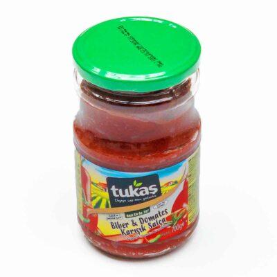 Tukaş Paprika Tomatenmark