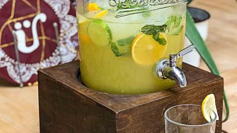 Limonata ~ Selbstgemachte Limonade
