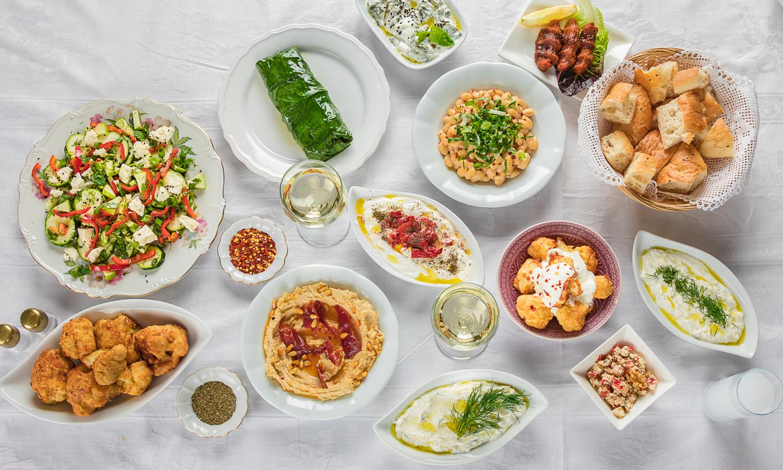 türkische, Meze, Rezepte, mezze, Vorspeisen, kleine, Köstlichkeiten, Häppchen, Appetizer, mezes, mezedes, tapas,