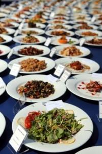1001, Meze, Sofrasi, Tapas, Vorspeisen, Viele, Köstliche, orientalische, köstlichkeiten, mezze, mezedes,