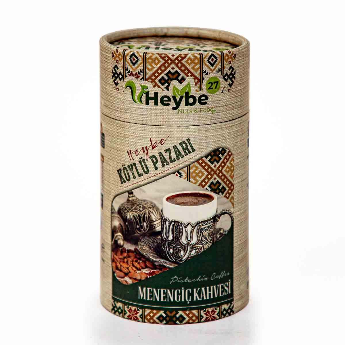 Heybe - Menengiç - Pistazien Kaffee - Menengiç kahvesi (Terebinthe Kaffee)