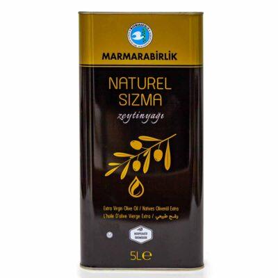 MARMARABIRLIK ~ Natives Olivenöl extra 5-Liter-Kanister