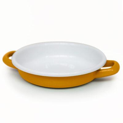 Servierpfanne 18cm gelb