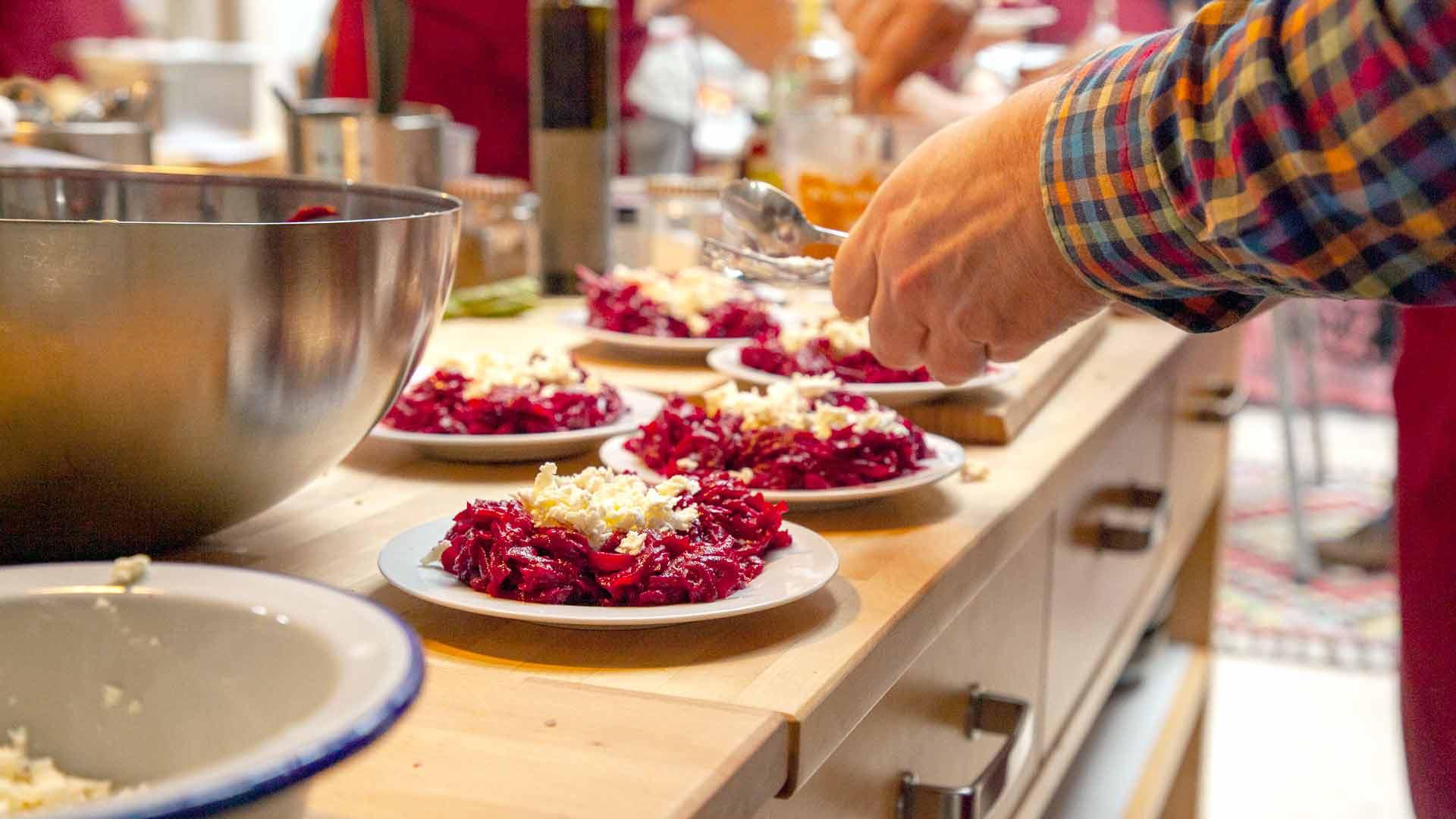 türkische Kochkurse in Düsseldorf
