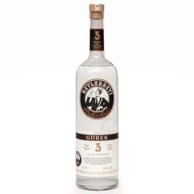 Beylerbeyi Göbek Rakısı 4,5l Flasche ist ein türkischer Rakı, der klassischen Geschmack mit einer modernen Präsentation kombiniert. Wir haben in Exklusiv in der großen Flasche als Sammlerstück oder als Geschenk.