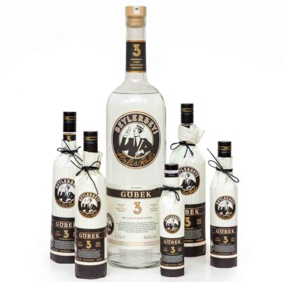 BEYLERBEYI Göbek Rakısı ~ 3fach destillierter türkischer Rakı aus dem Mittelstück