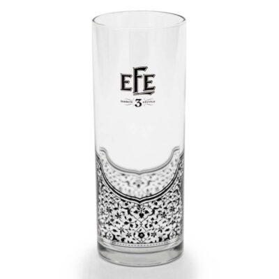 Efe Rakı - Triple Rakı Glas