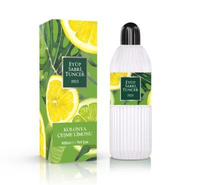 EYÜP SABRI TUNCER ~ Çeşme Limonu Kolonyası ~ Zitronenduft 400 ml