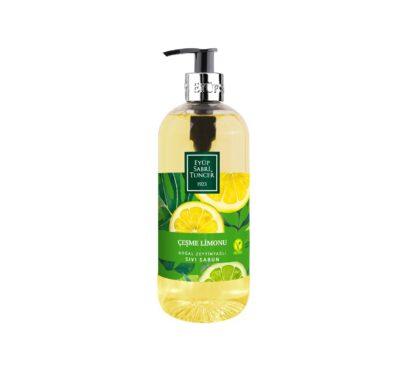 EYÜP SABRI TUNCER ~ Flüssigseife Zitrone 500 ml ~ Doğal Çeşme Limonu Sıvı Sabun