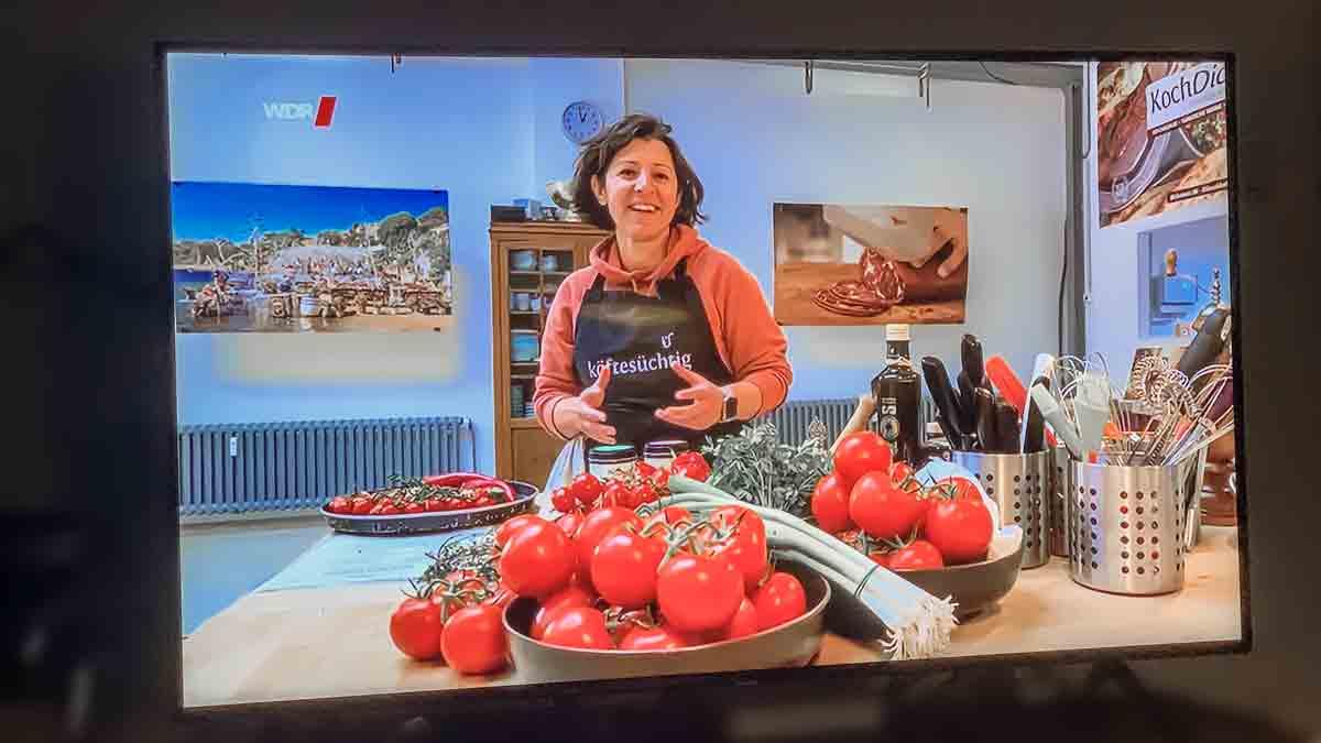 WDR Servicezeit Orkide Tomatenaufstrich