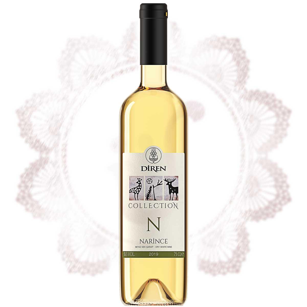Diren Narince - Collection weisswein